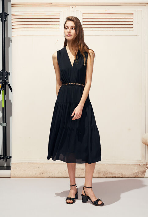RADCKO : Dresses color Black