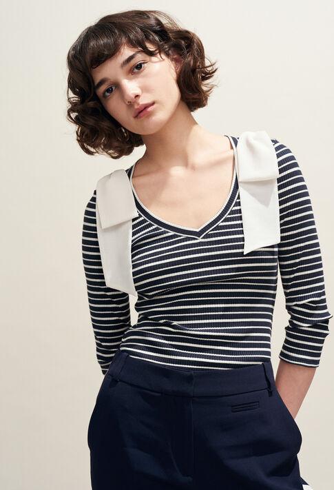TSU : T-shirts color Navy