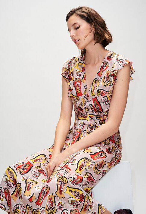 RAVENEH19 : Dresses color PRINT