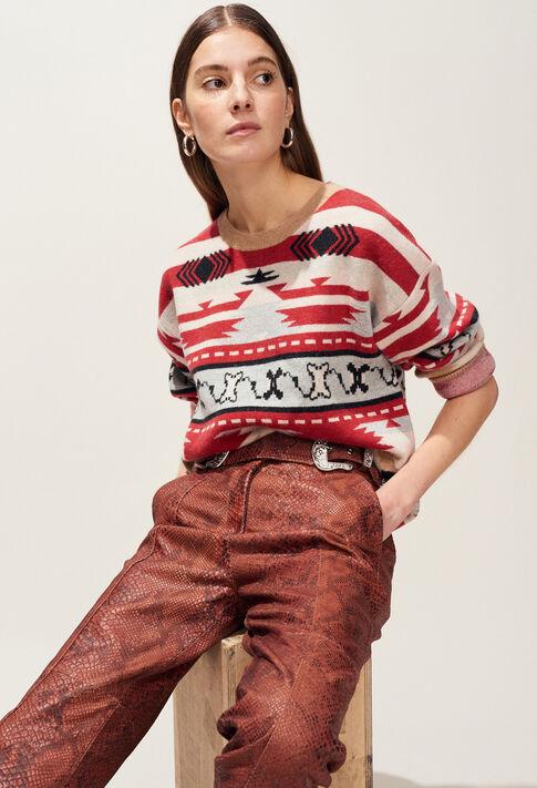 MOUNT : Knitwear & Cardigans color MULTICO