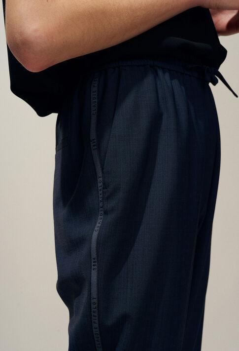 PROUE : Jeans & Pants color Black
