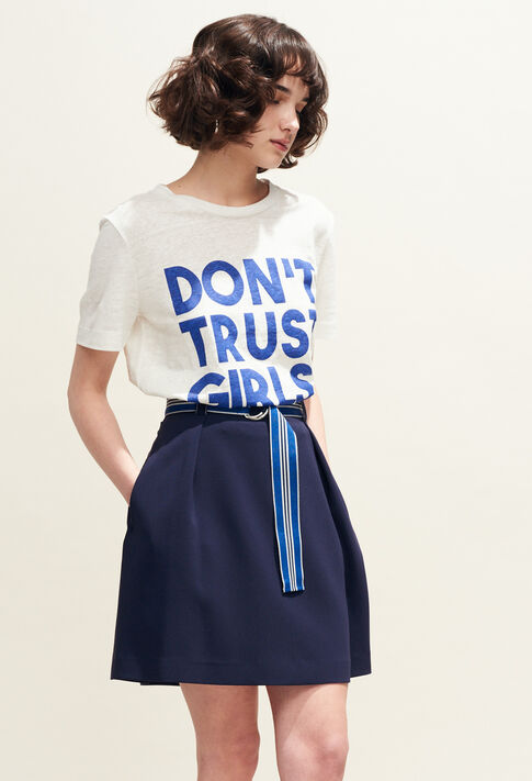 SALVIA : Skirts & Shorts color Ultramarine