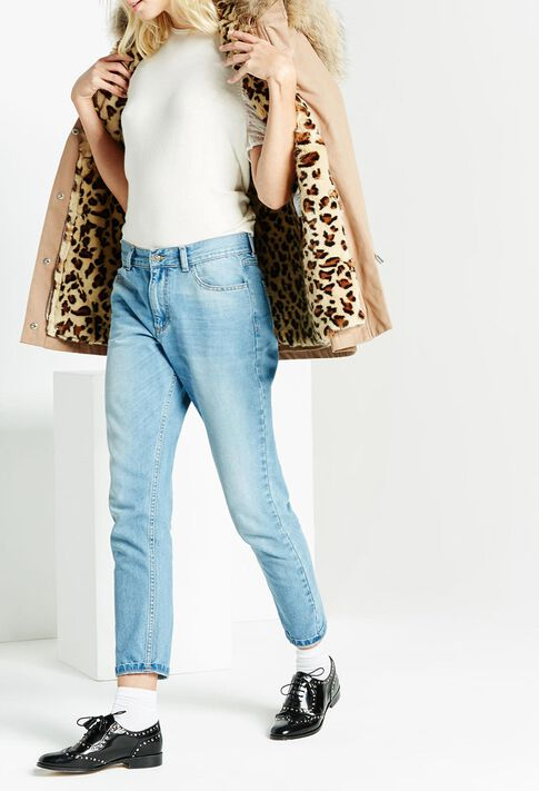 GATINO : Leopard show color Beige