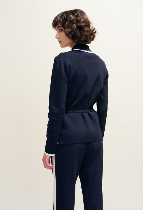 MONDIAL : Knitwear & Cardigans color Navy