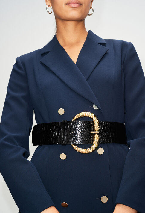 ASERPENTH19 : Belts color BLACK