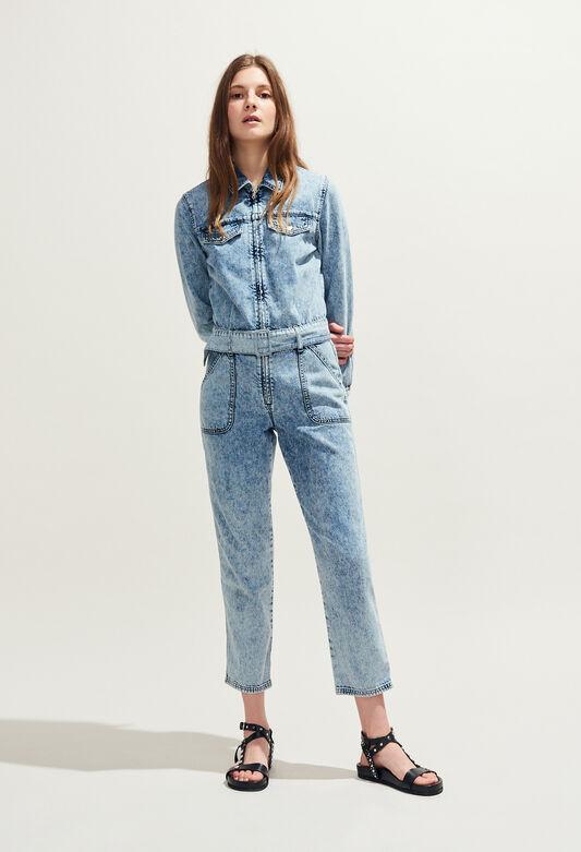 JACINTHY : combinaisons color Jean