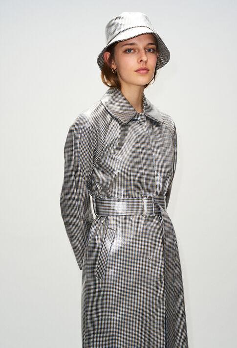 GRIGIOH19 : Coats & Jackets color MULTICO