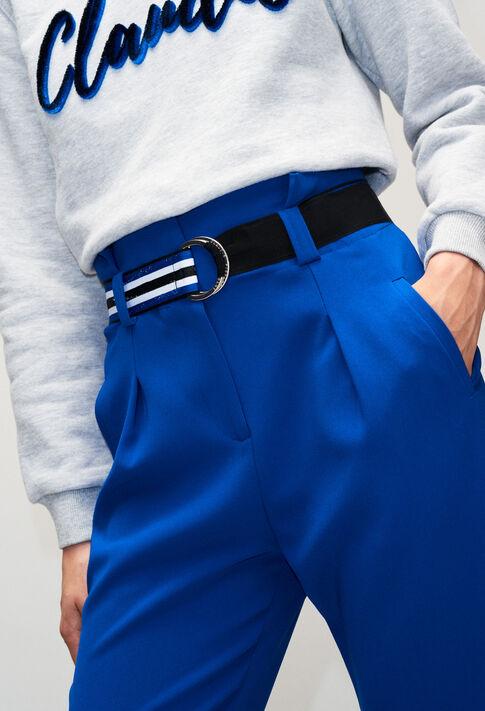 PAONH19 : Jeans & Pants color ROYAL BLUE