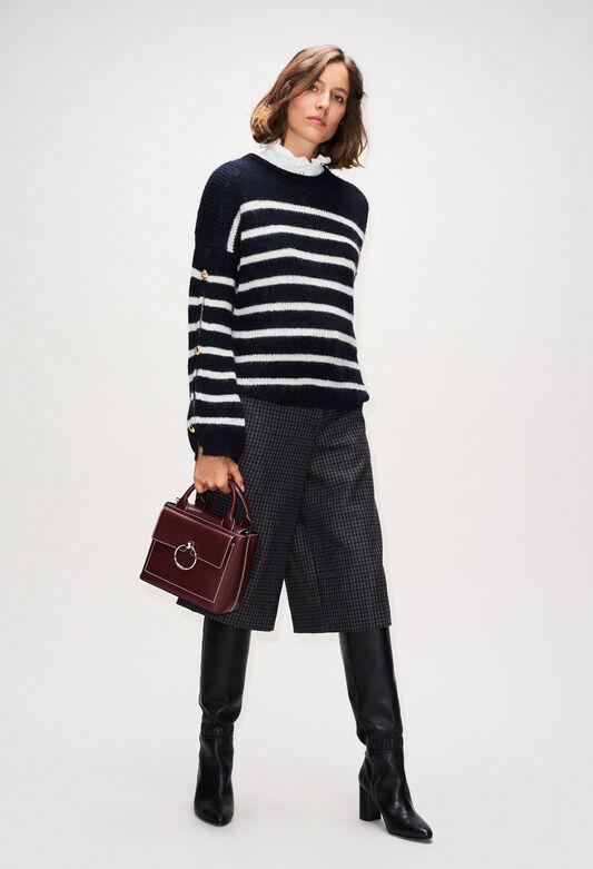 MAYAH19 : Knitwear & Cardigans color MARINIERE