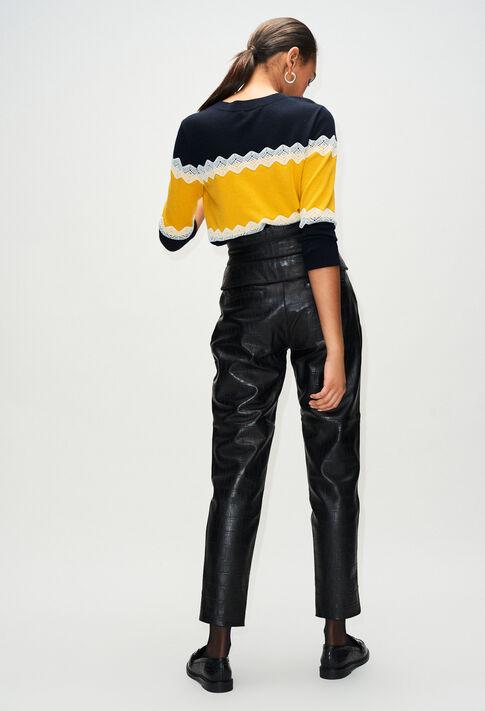 MAGNIAH19 : Knitwear & Cardigans color NAVY