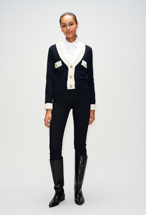 MINIH19 : Knitwear & Cardigans color NAVY
