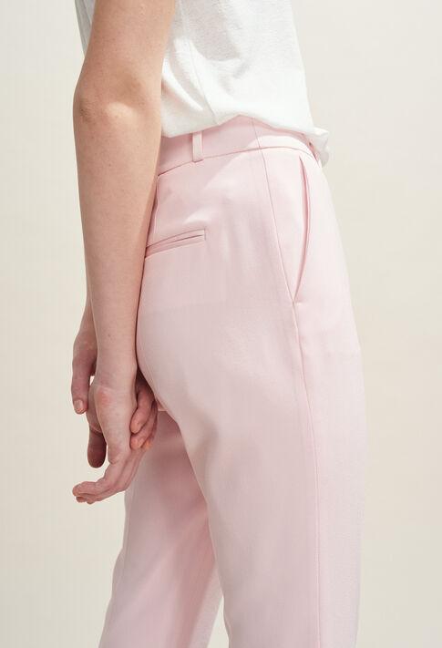 POUSSIN BIS : Jeans & Pants color ROSE