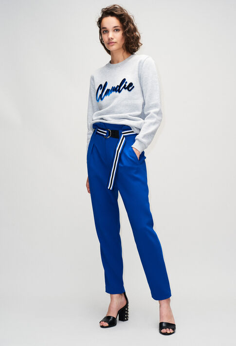 PAONH19 : Jeans & Pants color ROYAL BLUE