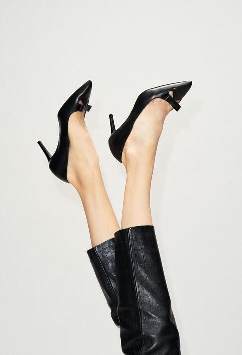 ALTESSENOEUDH19 : Shoes color BLACK