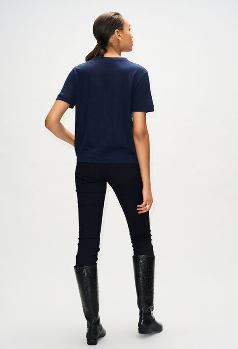 TEARSH19 : T-shirts color NAVY