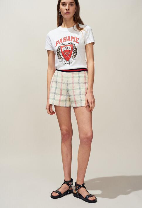 ELA : Skirts & Shorts color VANILLA