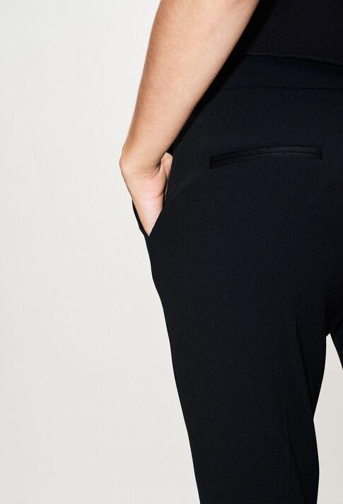 POULINH19 : Jeans & Pants color NAVY