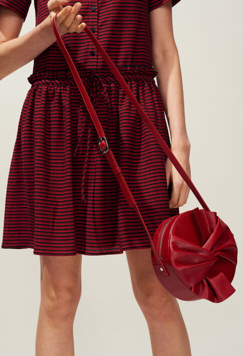 ALIX : Bags & Leather Goods color Cerise