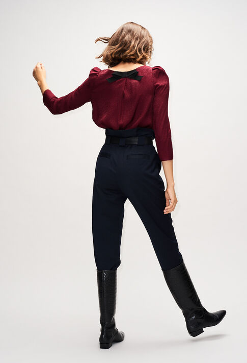 BANCJACH19 : Tops & Shirts color VELVET