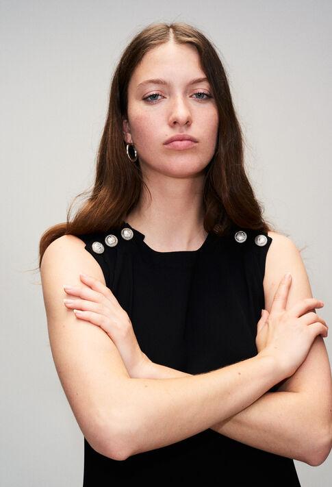 RENZOH19 : Dresses color BLACK
