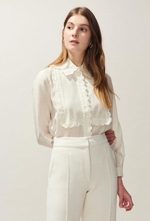 CYBEL : Tops & Shirts color IVOIRE