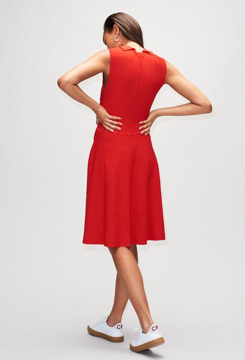 MYOSOTISH19 : Dresses color ROUGE