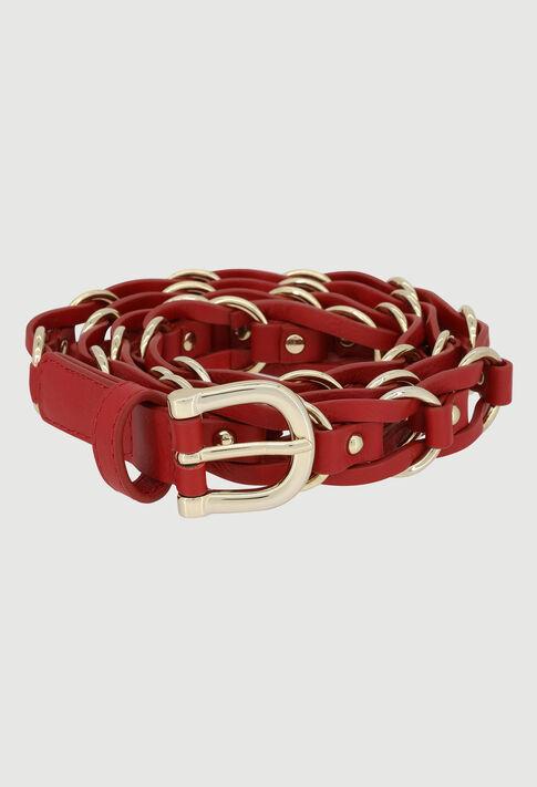 ABOATE20 : Belts color RED