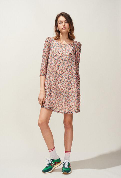 RIFIFI LIBERTY : Dresses color MULTICO