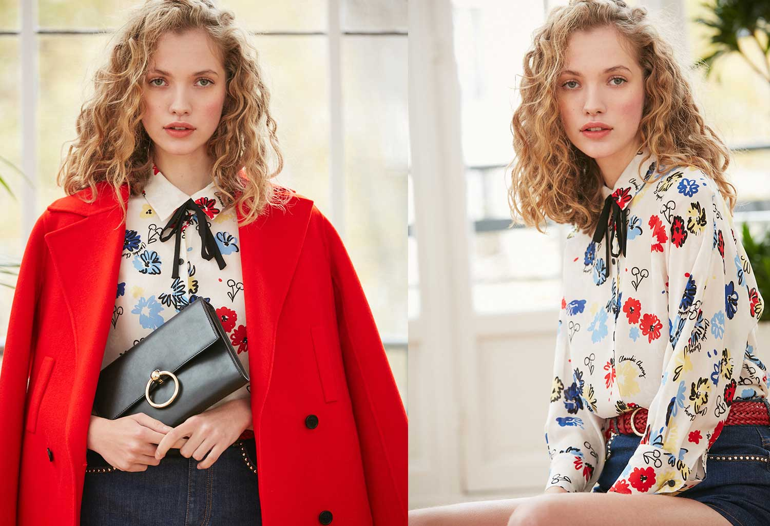 Claudie Pierlot Spring Summer Collection 2018 Official Eshop