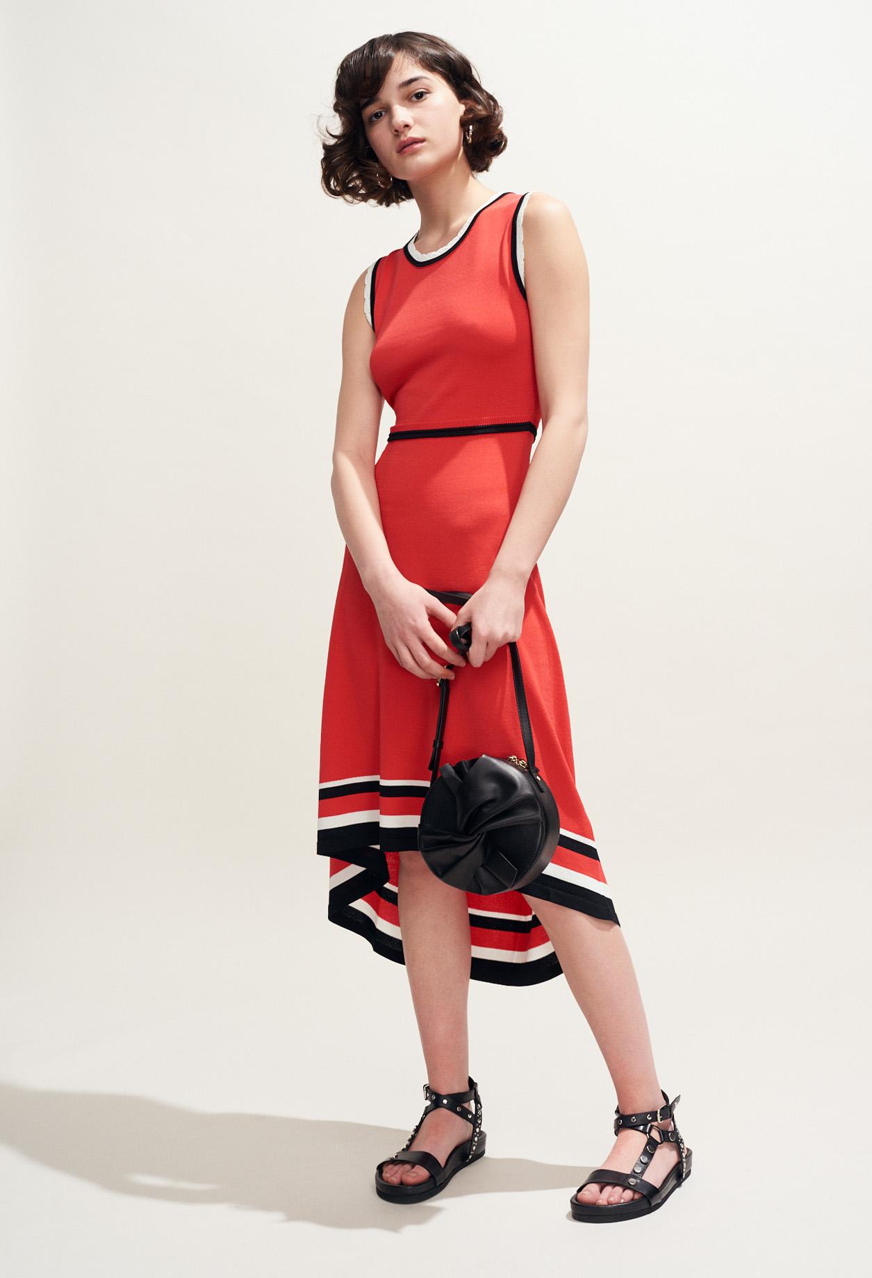 68eeca7904f MELISSE BIS   Dresses color ECARLATE